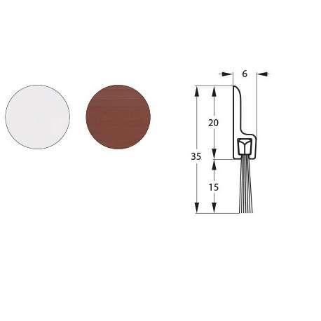 Uszczelnienie progowe samoprzylepne 925mm